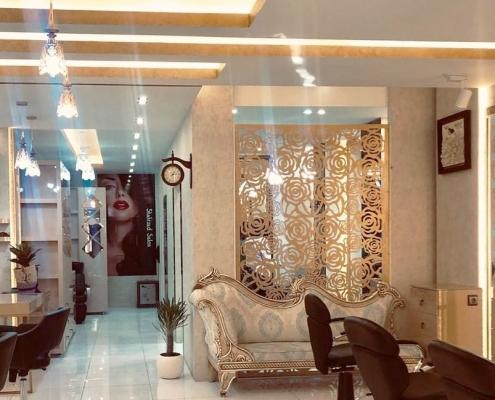 پالادیوم دکور - سالن زیبایی شهرزاد